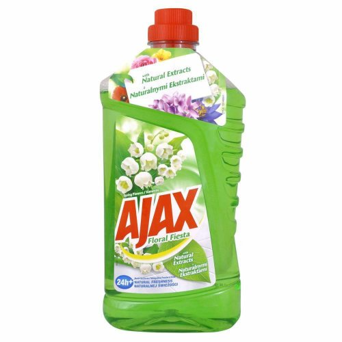 Universal Liquid Spring Flowers Lily of the valley 1l Green Ajax