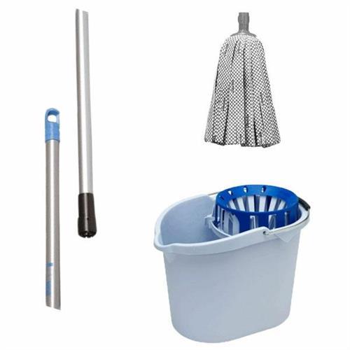 Floor cleaning kit Bucket + Mop + Bar 140cm Vileda Professional
