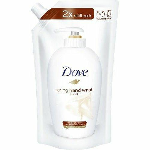 Dove Liquid Soap Stock 500ml Gorgeous Skin