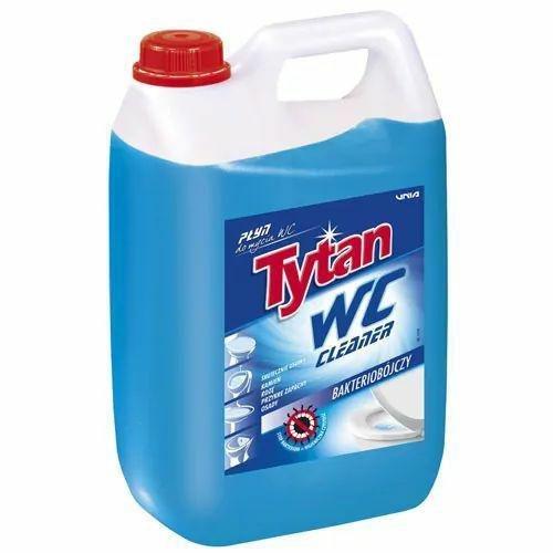 Titanium Toilet Liquid 5l Blue