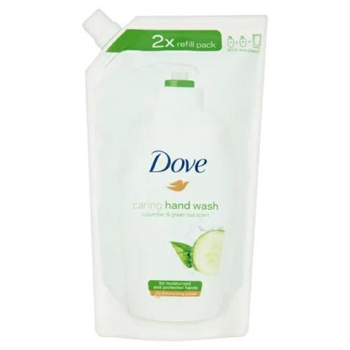 Dove Liquid Soap 500ml Cucumber&Green Tea Scent