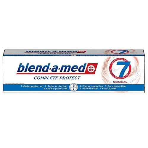 Blend-a-med Toothpaste 100ml Complete Protect