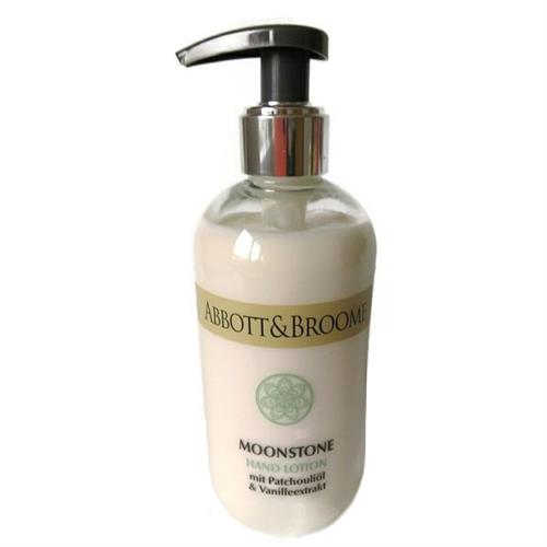 Hand lotion 300ml with Pachula and Vanilla extract Abbott Broome