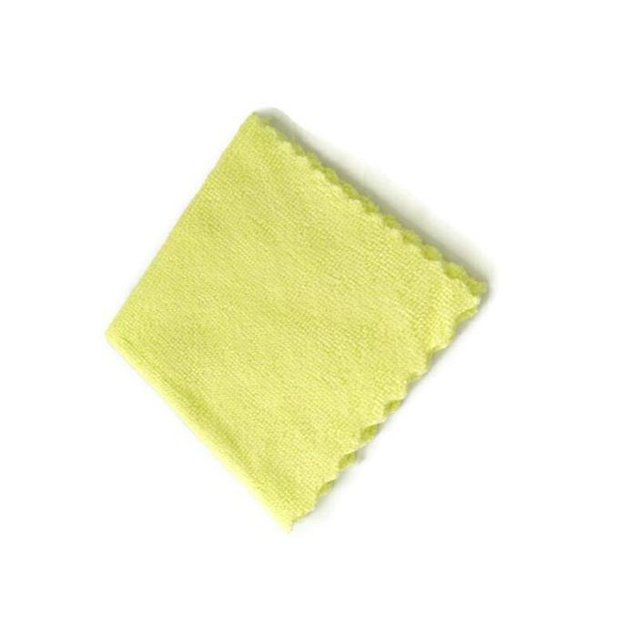 Puffs and cloths - Vileda Ścierka MicroTuff Easy Żółta 162714 Vileda Professional -
