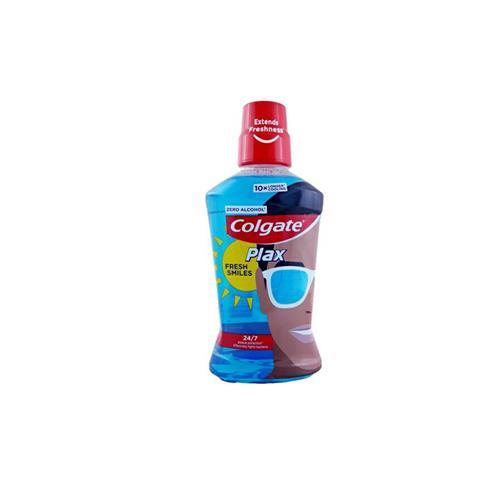 Colgate Mouthwash 500ml Plax Fresh Smiles