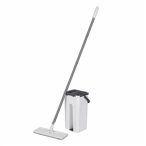 Genius Mop Self-cleaning Bucket set Two mop inserts