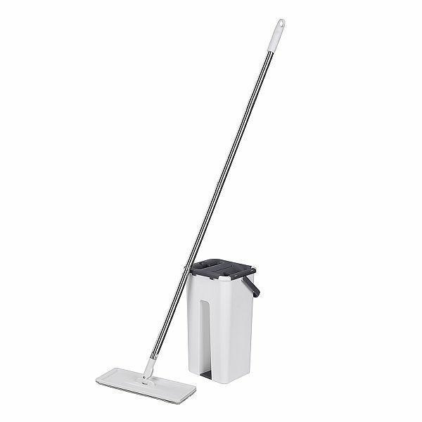 Cleaning kits - Genius Mop Samoczyszczący Zestaw z Wiadrem -