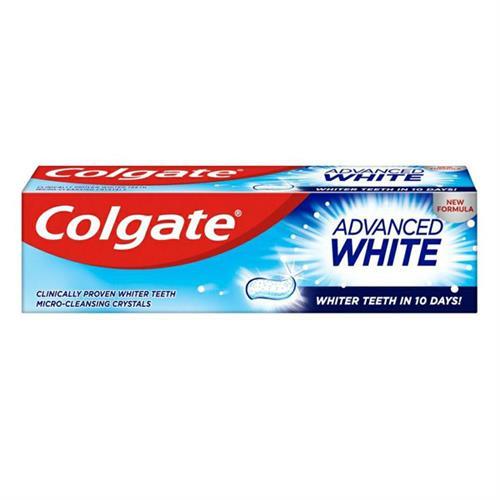 Colgate Toothpaste Advanced White 100ml