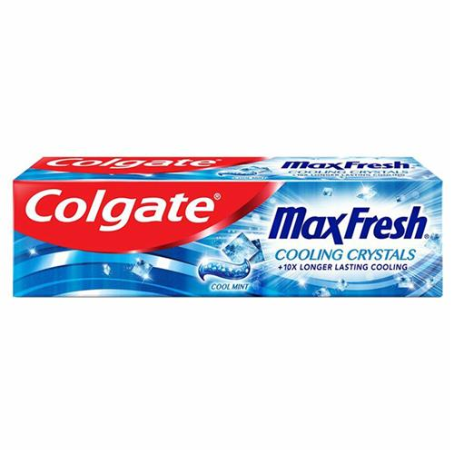 Colgate Toothpaste Max Fresh Cooling Crystals 100ml