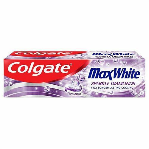 Colgate Toothpaste Max White Sparkle Diamonds 100ml