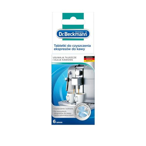 Dr.Beckmann Cleaning tablets 6 pcs