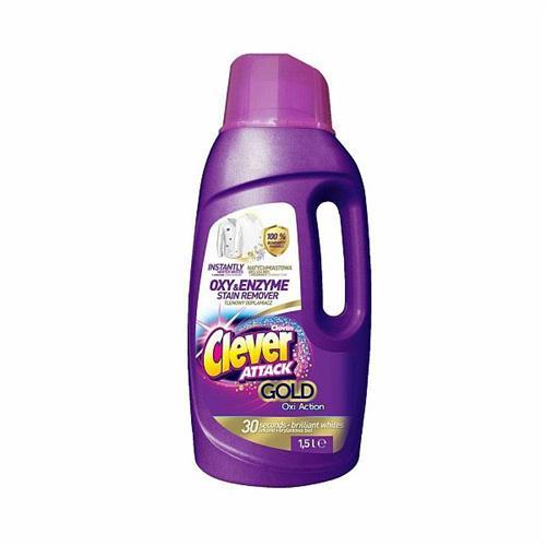 Clever liquid stain remover 1,5l Clovin