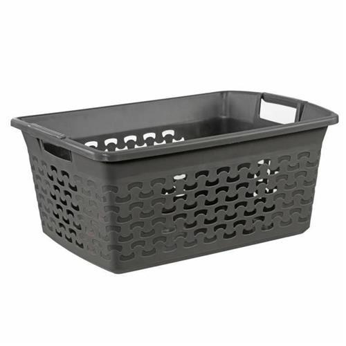 Branq Cotton Basket 30l 1415 Color Anthracite