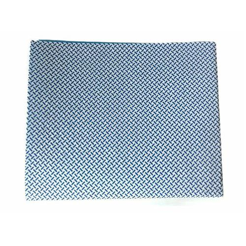 Floor Cloth Blue with latex print 50X60cm Lumarko