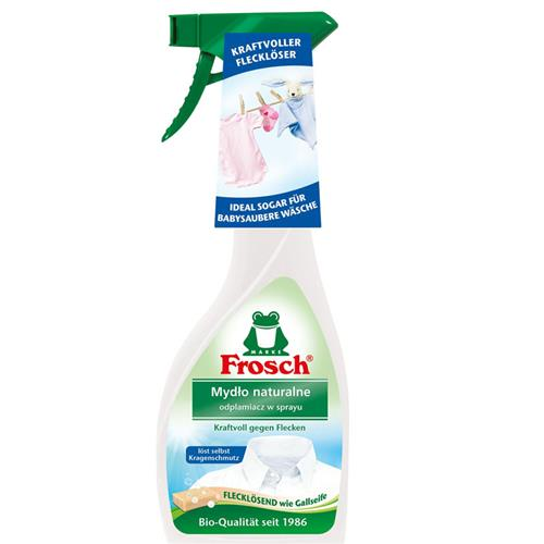 Frosch Stain Remover Spray Natural Soap 500ml