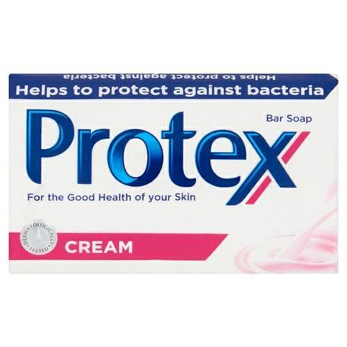 Protex Mydło W Kostce Antybakteryjne 90g Cream