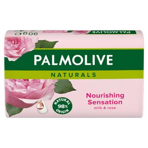 Palmolive Mydło W Kostce Milk & Rose 90g..